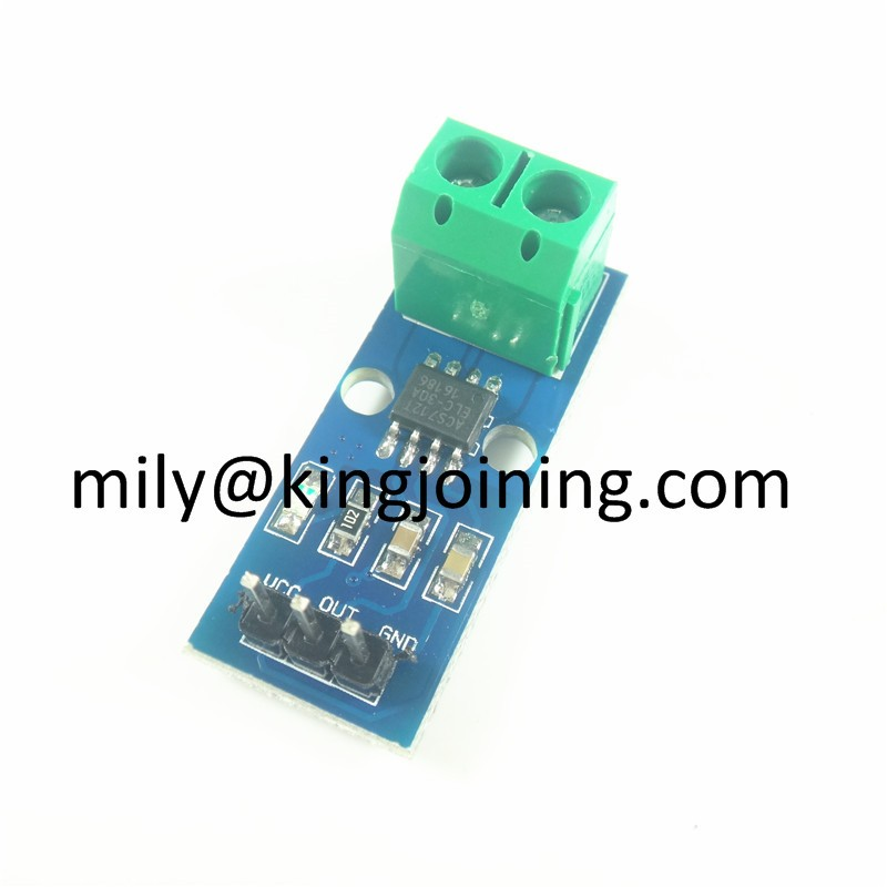KJ120 ACS712 30A Hall Current Sensor Module