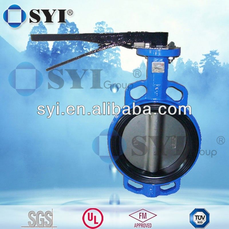 crane butterfly valves - SYI GROUP
