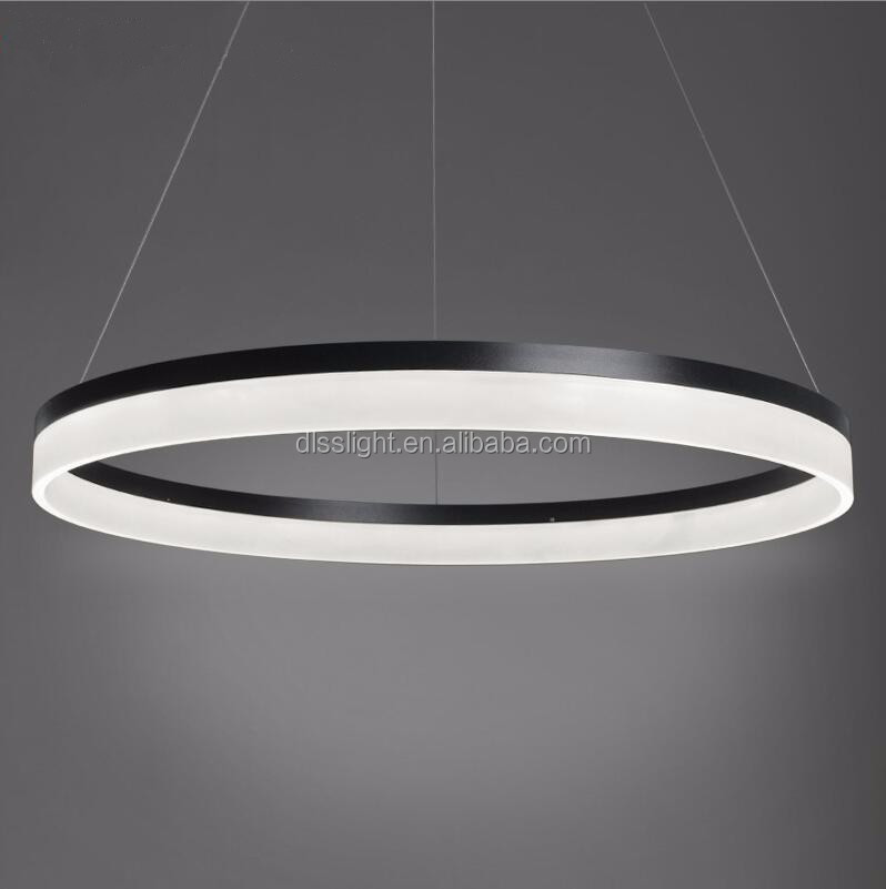 Modern adjustable metal led pendant light lamp for home decoration