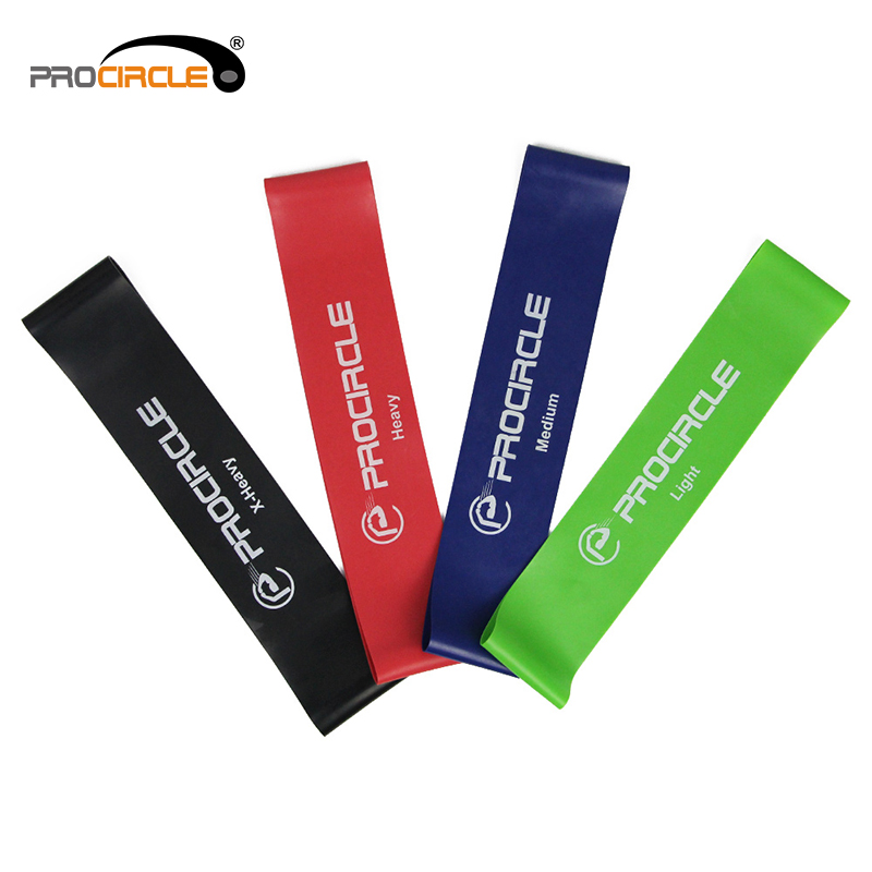 Cross Fitness Equipment Normal Sizes Heavy Latex Resistance Band