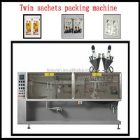 Pharmaceutical sachet packing machine