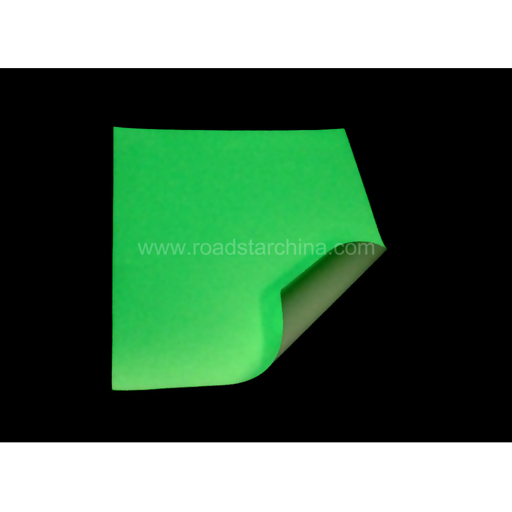 Luminescent 10-12hours sticker, photoluminescent products for night safety
