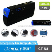 CE;FCC;ROSH Certification and Emergency Tool Kit Type powerful mini auto jump starter lipo car battery
