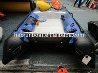 3.1m inflatable high speed catamaran rescue boat for sale