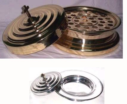 Brass Communion Ware