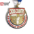 Good quality cut out medallion Carnival medal manufacturer