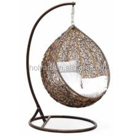 hot sale indoor swing chair with stand