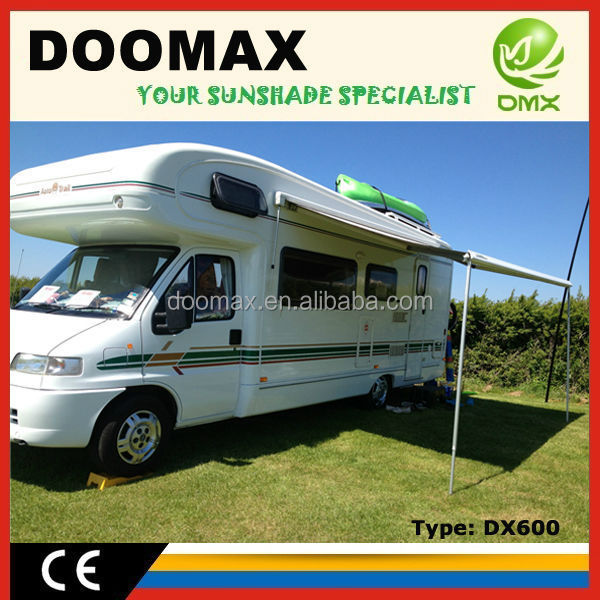 #DX600 Aluminum Frame Movable Awning