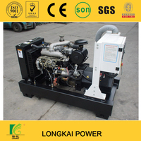 IS9001 FOTON GENERATING SET LG20I 20KW