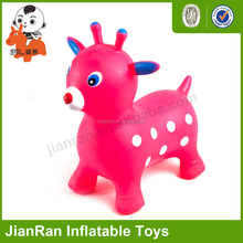 Top sale lovely animal hopper toys