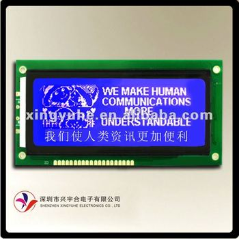 192*64 graphic STN negative display module