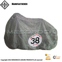 Extra Heavy Duty Outdoor Bicycle Cover Waterproof