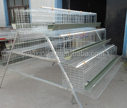 chicken cage chicken farming battery cage system