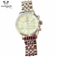 Fashion luxury anticlockwise men skeleton automatic mechanical watch