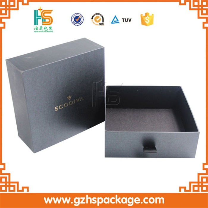 Wholesale Luxury Cardboard Paper Wine Glass Gift Box With Logo Gold Stamping