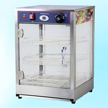 Different Style Hot Sale Restaurant Food Warmer Showcase