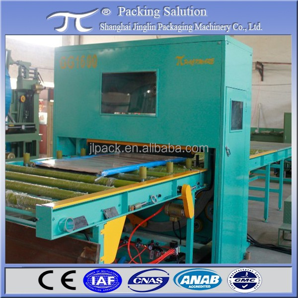 Furniture orbital wrapping machine, EPS board packaging machinery, Chair Spiral Packaging Machinery