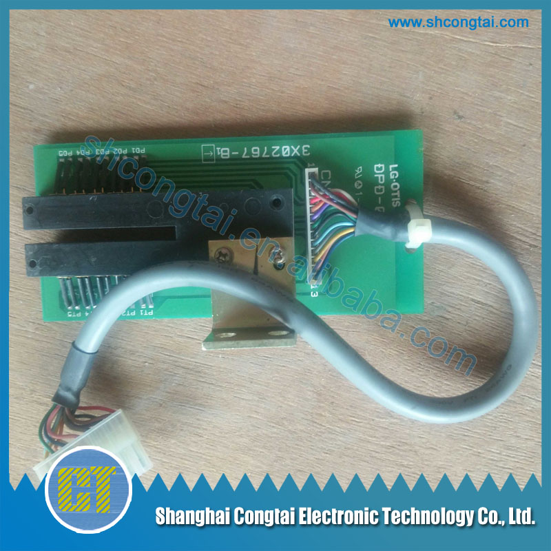 3X02767-B1,LG/Sigma elevator parts, Communication Boards,DPD-05