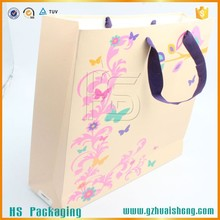 Elegant Style Customized Paper Gift Bags Wholesale Funny Gift Bags Wine Gift Bags