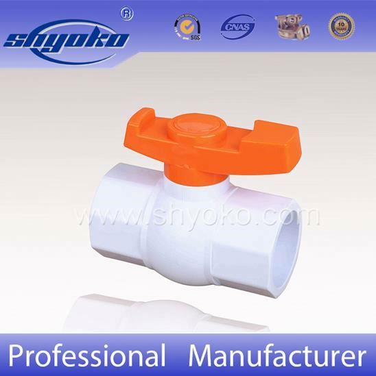 Products Made in South Africa PVC Octagonal Ball Valve