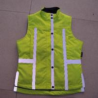 Security And Protection Reflective Vest