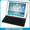 Folio Bluetooth Keyboard Case for iPad Air with Dual Angles Viewing Modes Support Auto Sleep Black Color