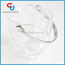 Wholesale Plastic Ice Bucket With Handle,Bulk Ice Bucket
