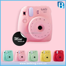 Cute Camera Easy Carrying Mini Power Bank For Mobile Phone Battery Charger