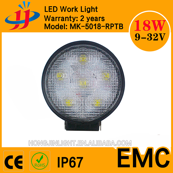 China professional manufacturer 18w circle super bright led marine light hot selling in Europe