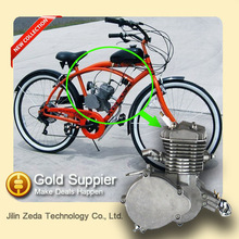HOT SALE CE passed 2 stroke 80cc gasoline bicycle engine kit