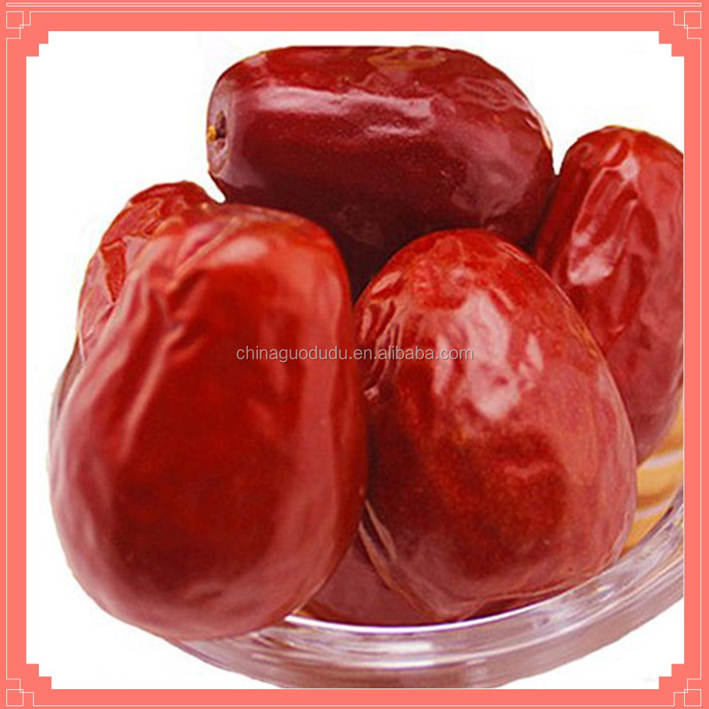 Sweet red jujube/fresh jujube fruit from chinese