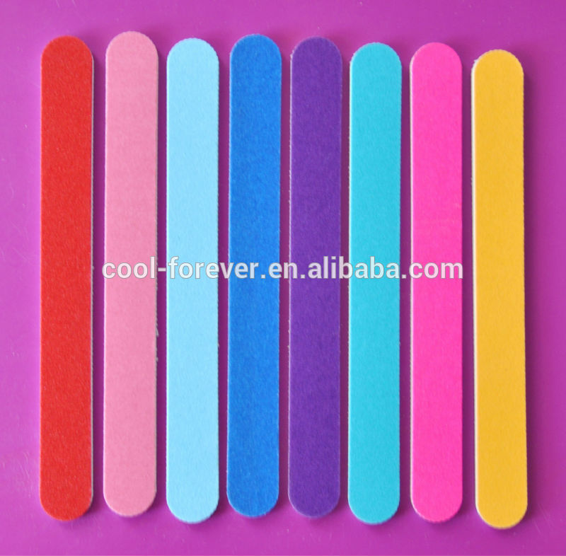 Pinpai brand new fashion double sided nails personalized wholesale nail files