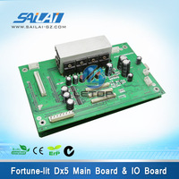 fortune lit printer dx5 head mainboard and driver board for solvent printer(version 3.0)