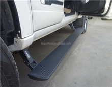 T-max E-board electric side steps for Isuzu D-max V-cross single cab
