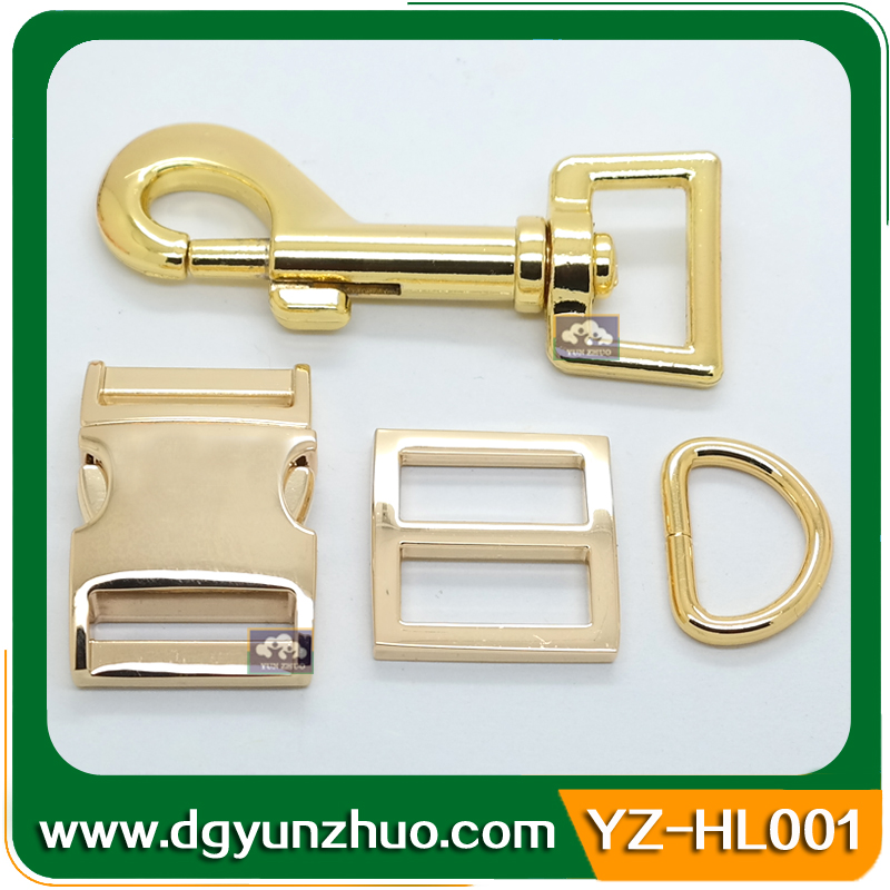 Wholesale quick release belt buckle for20mm webbing, metal quick release belt buckle
