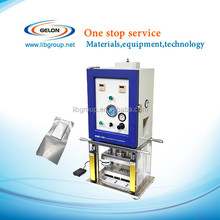 Lithium ion polymer battery aluminum laminated film stamping machine, punch formimg machine