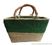 Seagrass bag made in Vietnam (HC 3273X)