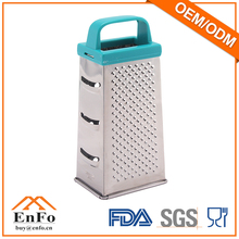 high quality carrot grater & slicer made of food grade stainless steel