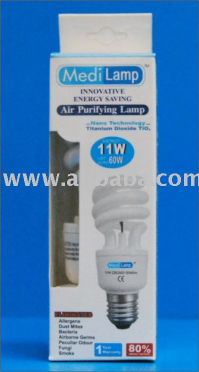 MEDILAMP AIR PURIFYING LAMP
