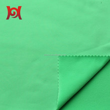 strong 88% polyester 12% spandex brushed fabric