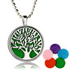 Fashion Colorful Diffuser Necklace Wholesale NM