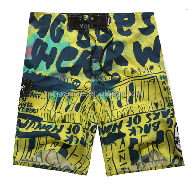 Sublimation Printing Adult Xxx Photos Beach Shorts