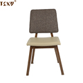Wholesale wood kitchen chair dining room modern restaurant chair