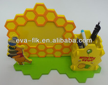 EVA fun DIY eva chinese brush pot