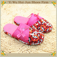 Womans Cotton Indoor Slippers Airplane Slippers For Adults