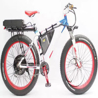 1500W motorcycle 48V Li-lion cheap electric bicycle kit e-bike with long range