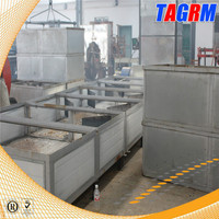 78% strach content MSU-H6 cassava chips drying machine with good result