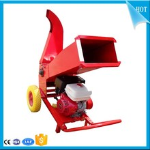 easy to use garden tree branch shredder