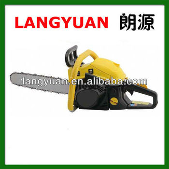 "5200 52CC 2.2kw easy starter high quality gasoline german chainsaw with 18"" 20' guide bar and chain"