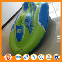 Buy PVC childs inflatable jet ski sea doo cheap jet skis for sale ...